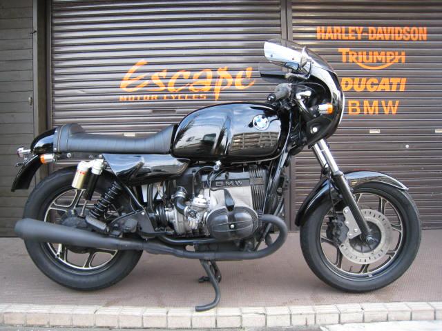 187 Bmw R100rs カスタム Of Escape Bike