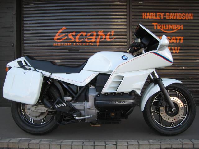 BMW K100RS 2バルブ