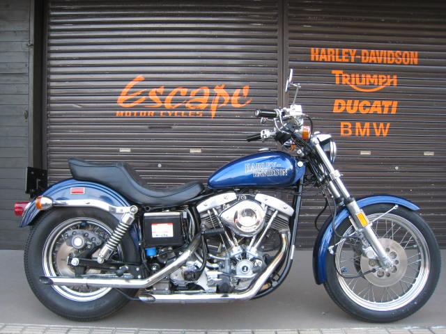 Harley-Davidson FXE ショベルスーパーグライド
