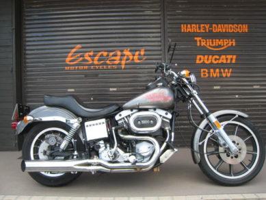 HARLEY-DAVIDSON FXS1200 ローライダー