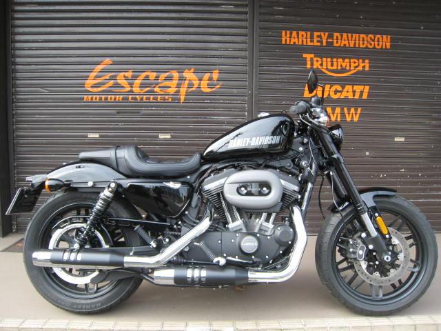 HARLEY-DAVIDSON XL1200CX ロードスター