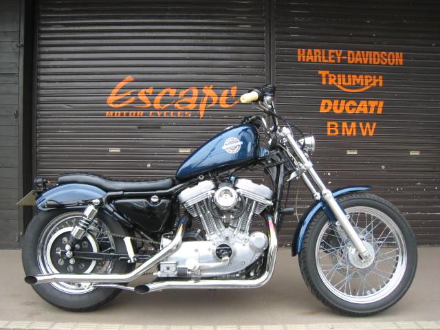 HARLEY-DAVIDSON XLH883 オールドカスタム
