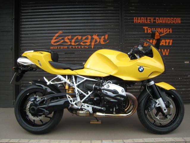 BMW R1200S ハイライン