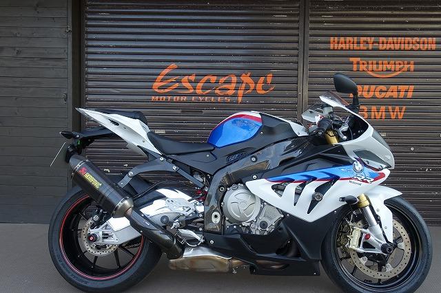 BMW S1000RR トリコロール
