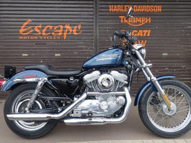 HARLEY-DAVIDSON XLH883 ブルーM