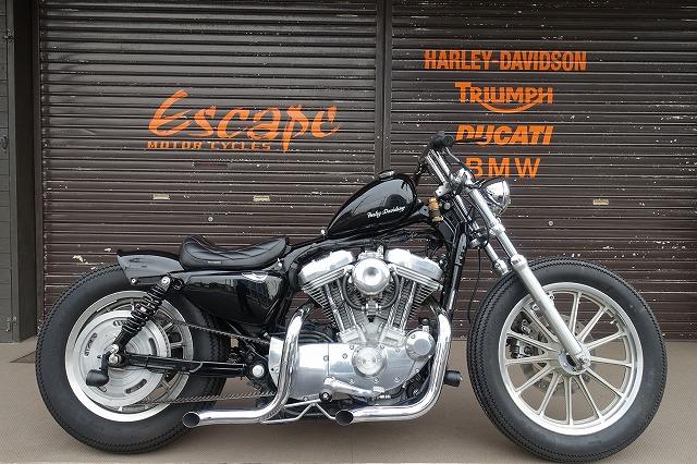 HARLEY-DAVIDSON XL883フリスコスタイル