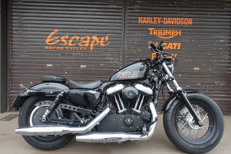 HARLEY-DAVIDSON XL1200X フォーティエイト