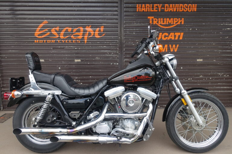 HARLEY-DAVIDSON FXR1340 EVO
