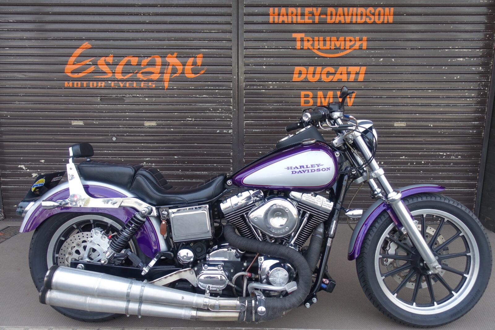 HARLEY-DAVIDSON FXDL1450 ローライダー