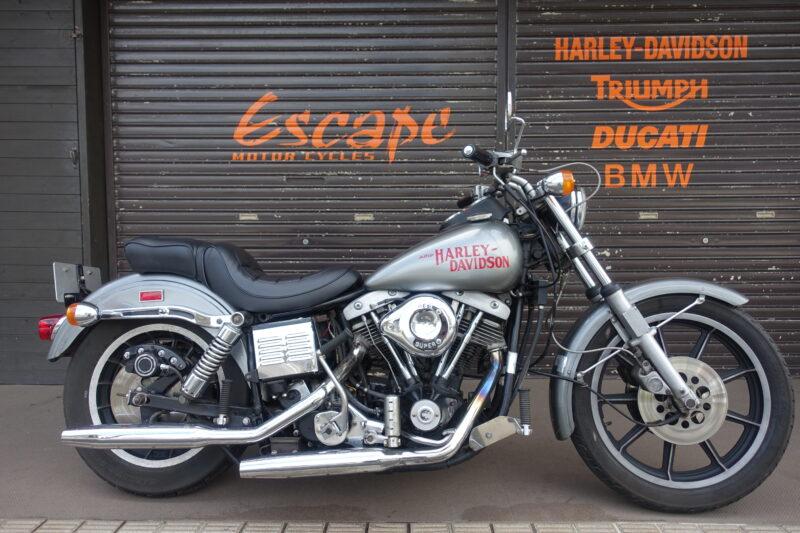 HARLEY-DAVIDSON FXS80 ローライダー 1340