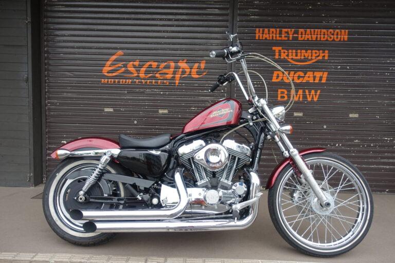 HARLEY-DAVIDSON XL1200V カスタム