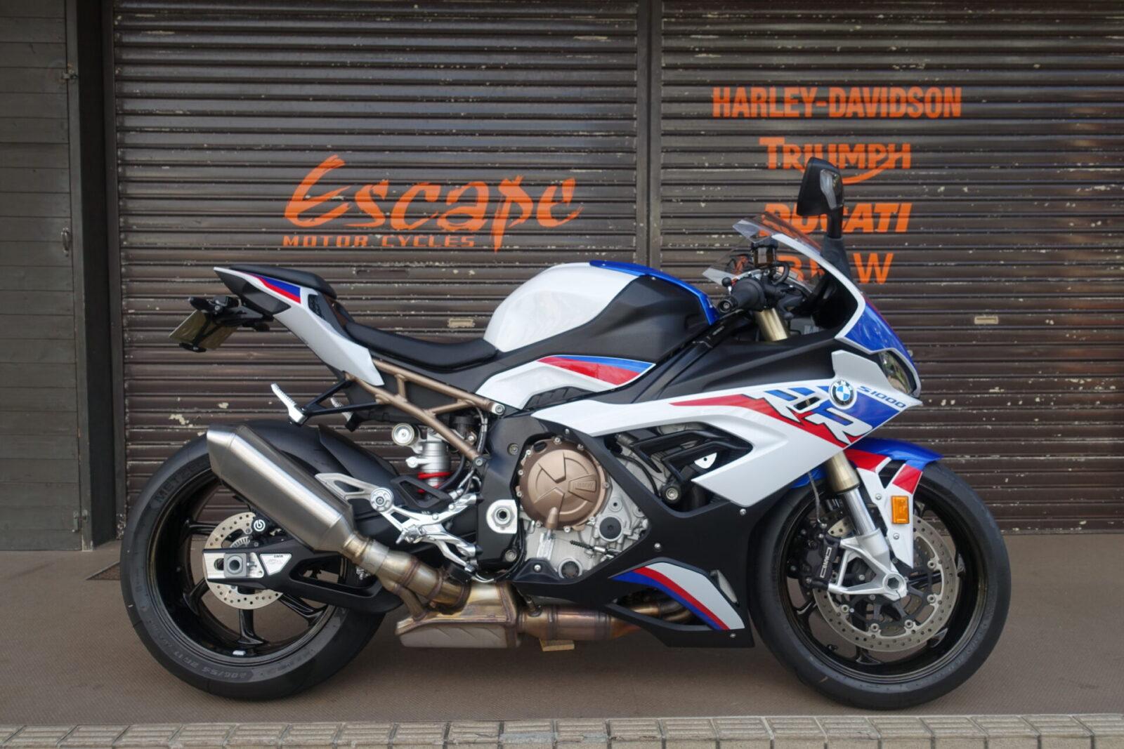 BMW S1000RR Mパッケージ